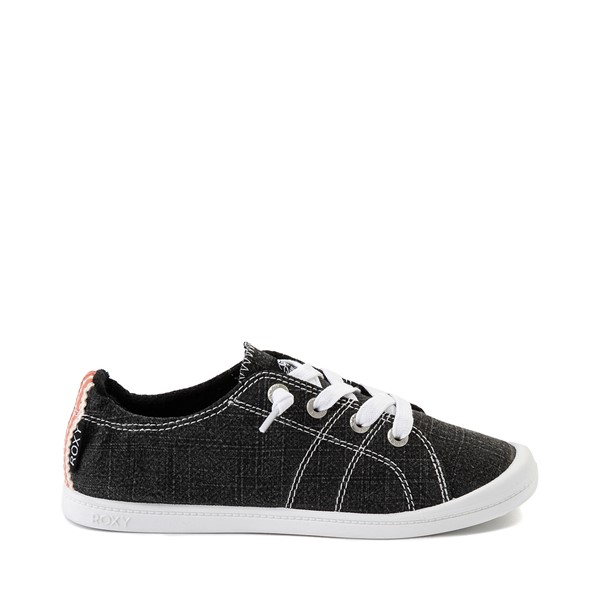 Main view of Womens Roxy Bayshore Casual Shoe - Black