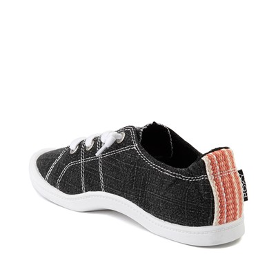 Alternate view of Womens Roxy Bayshore Casual Shoe - Black