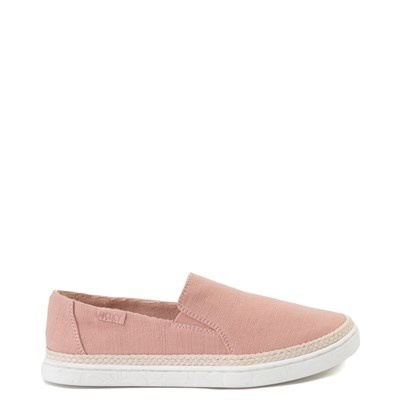 Main view of Womens Roxy Tali Slip On Casual Shoe - Mauve