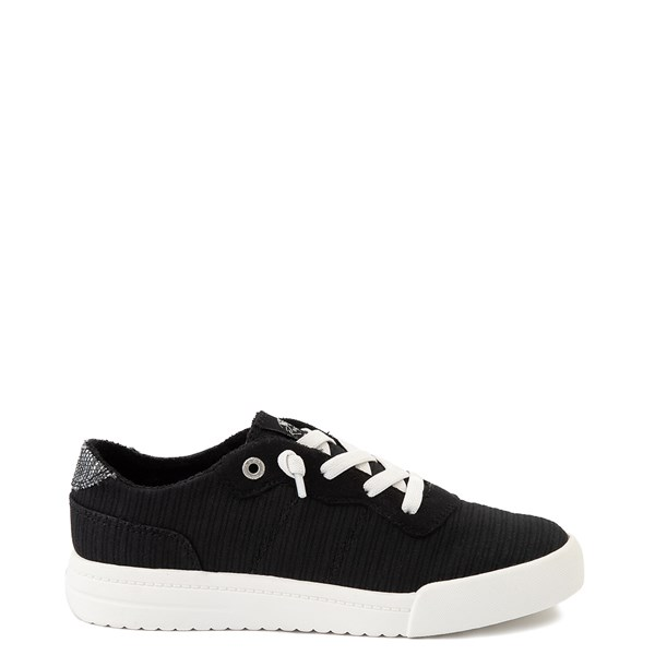 Womens Roxy Cannon Casual Shoe - Black