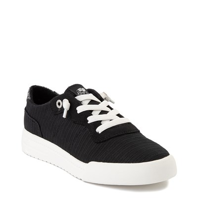 Alternate view of Womens Roxy Cannon Casual Shoe - Black