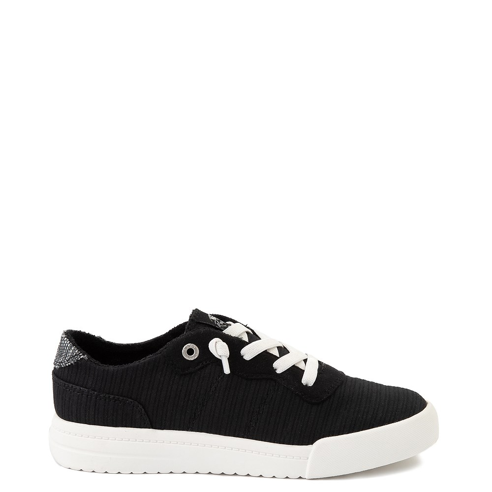 Womens Roxy Cannon Casual Shoe - Black