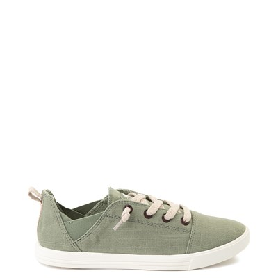 Main view of Womens Roxy Libbie Slip On Casual Shoe - Olive