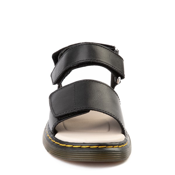 alternate image alternate view Dr. Martens Romi Sandal - Little Kid / Big Kid - BlackALT4