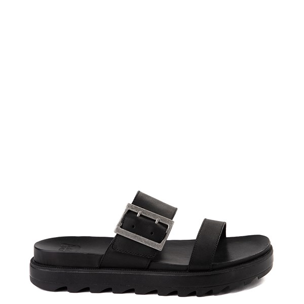 Main view of Womens Sorel Roaming™ Slide Sandal - Black