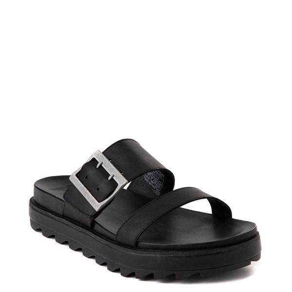 alternate image alternate view Womens Sorel Roaming™ Slide Sandal - BlackALT1
