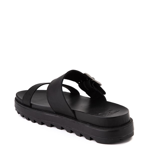 alternate image alternate view Womens Sorel Roaming™ Slide Sandal - BlackALT2