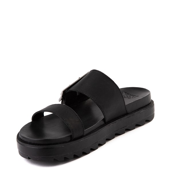 alternate image alternate view Womens Sorel Roaming™ Slide Sandal - BlackALT3