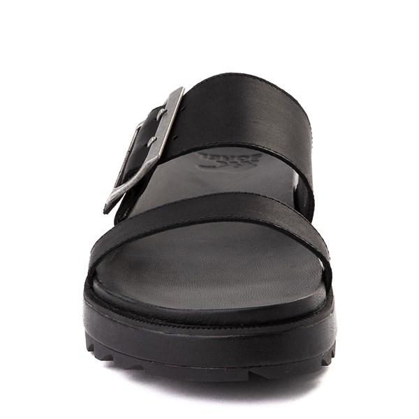 alternate image alternate view Womens Sorel Roaming™ Slide Sandal - BlackALT4