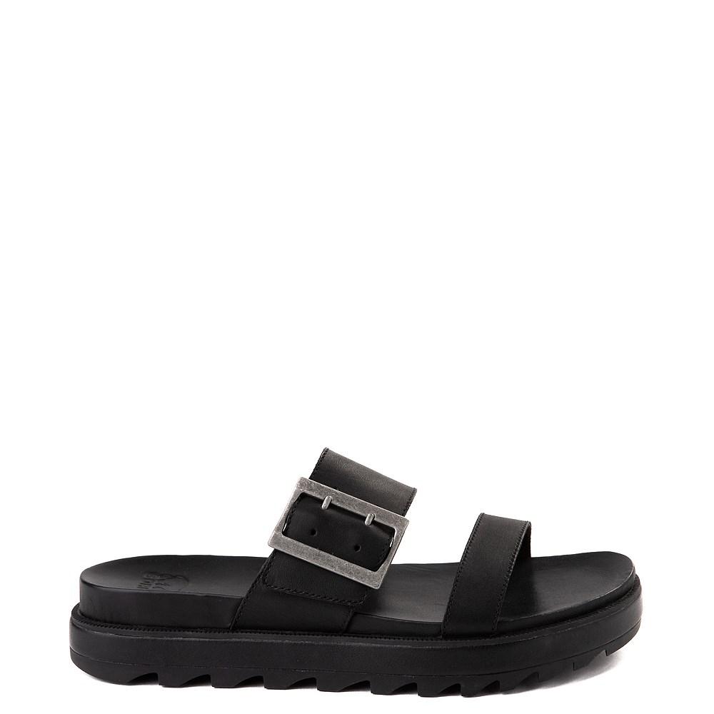 Womens Sorel Roaming™ Slide Sandal - Black