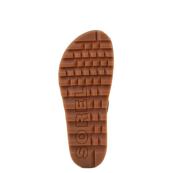 alternate image alternate view Womens Sorel Roaming™ Criss Cross Sandal - Camel BrownALT5