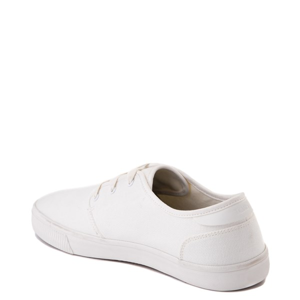 alternate image alternate view Mens TOMS Carlo Casual Shoe - WhiteALT2