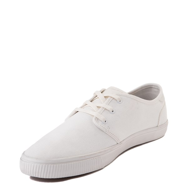 alternate image alternate view Mens TOMS Carlo Casual Shoe - WhiteALT3