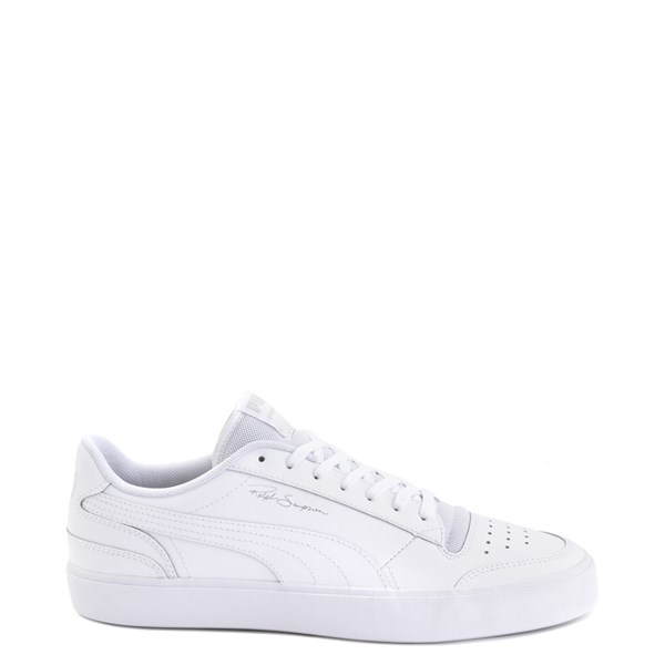 Main view of Puma Ralph Sampson Vulc Athletic Shoe - White