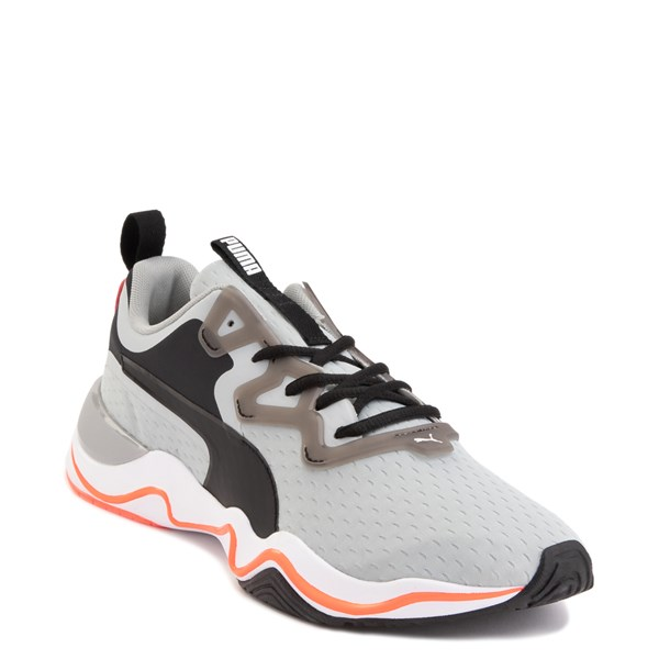 alternate image alternate view Mens Puma Zone XT Athletic Shoe - High Rise / Lava BlastALT1