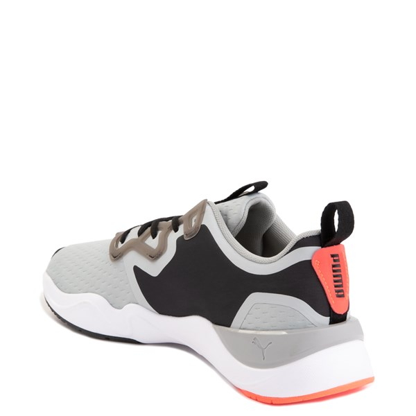 alternate image alternate view Mens Puma Zone XT Athletic Shoe - High Rise / Lava BlastALT2