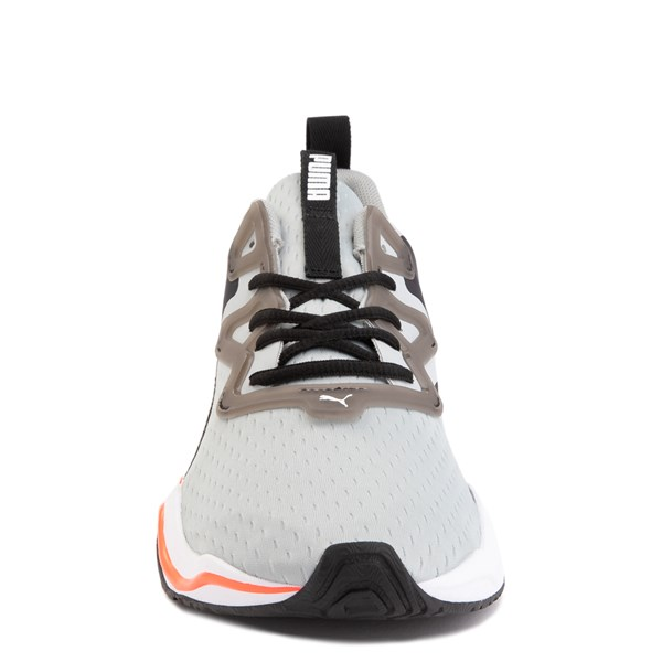 alternate image alternate view Mens Puma Zone XT Athletic Shoe - High Rise / Lava BlastALT4