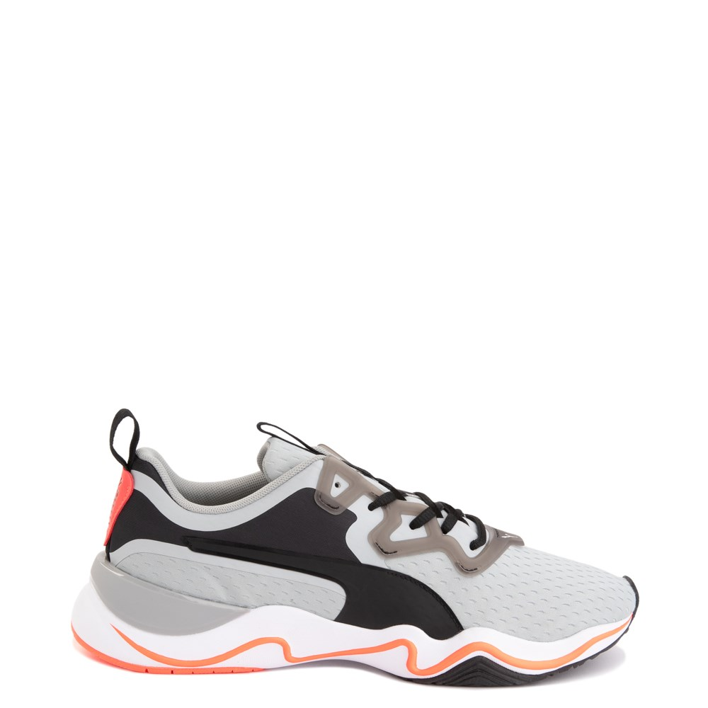 Mens Puma Zone XT Athletic Shoe - High Rise / Lava Blast