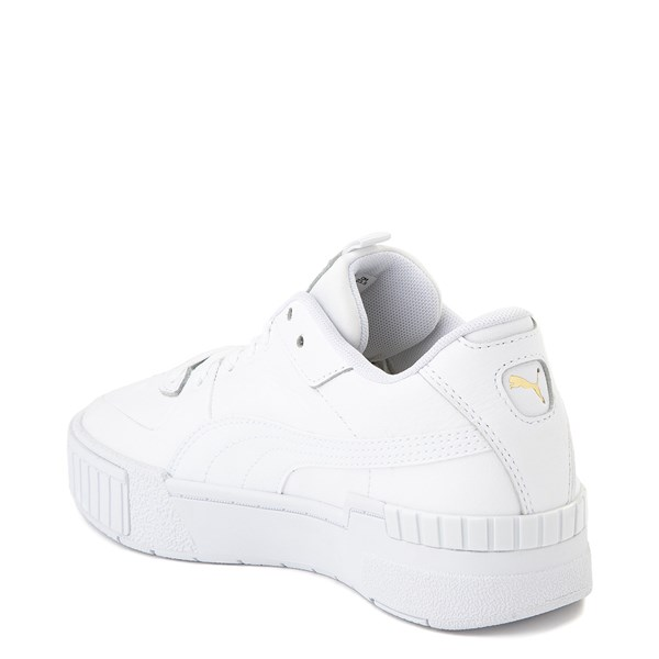 alternate image alternate view Womens Puma Cali Sport Athletic Shoe - WhiteALT2