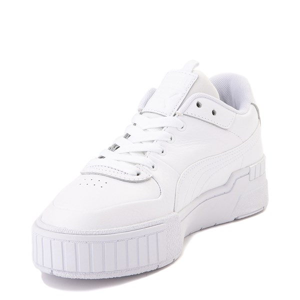 alternate image alternate view Womens Puma Cali Sport Athletic Shoe - WhiteALT3
