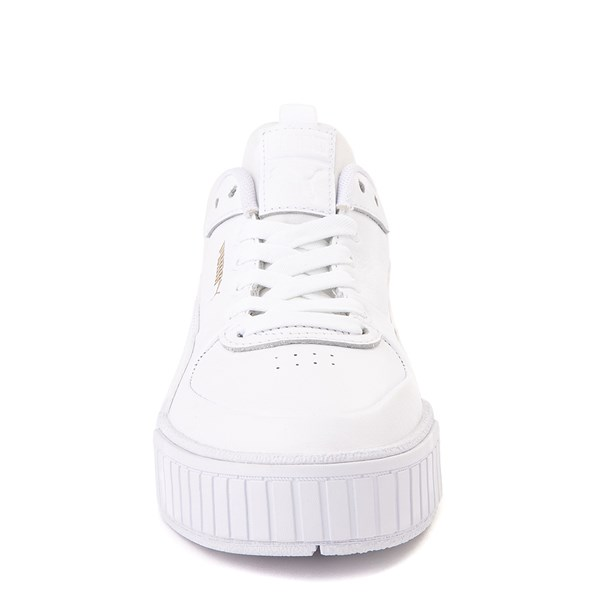 alternate image alternate view Womens Puma Cali Sport Athletic Shoe - WhiteALT4