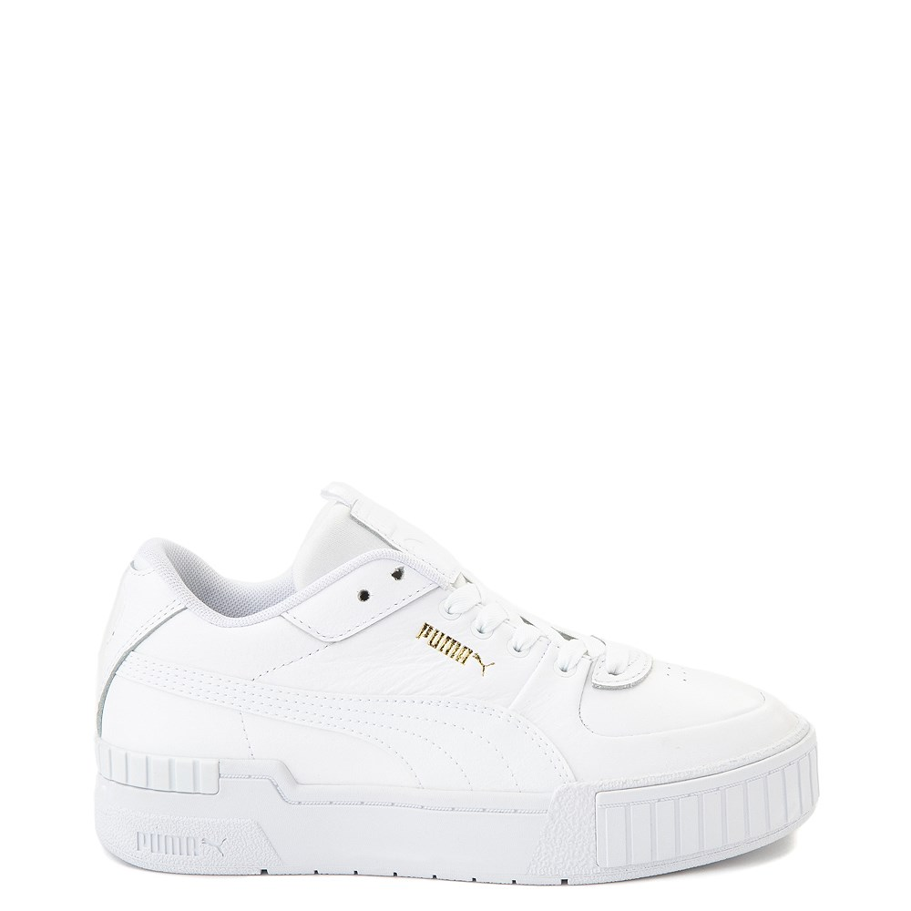 Womens Puma Cali Sport Athletic Shoe - White