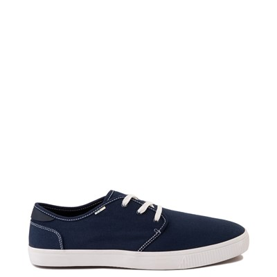 Main view of Mens TOMS Carlo Casual Shoe - Navy