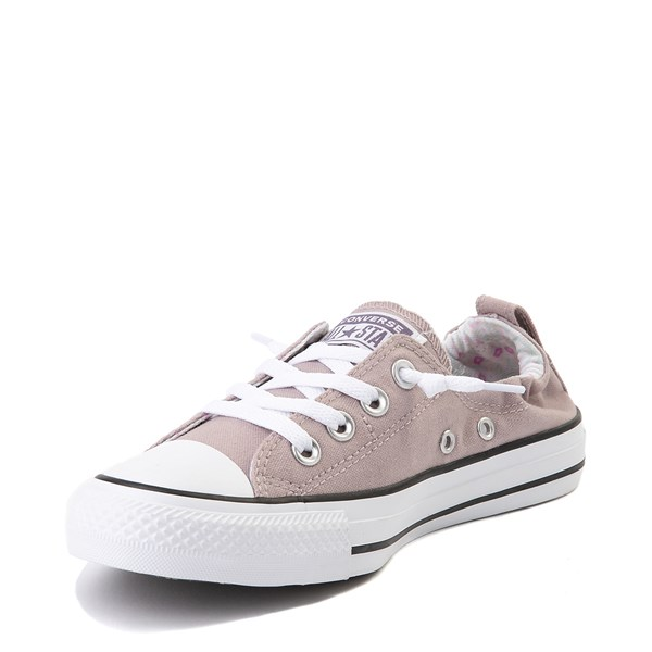 alternate image alternate view Womens Converse Chuck Taylor All Star Lo Shoreline Sneaker - Amethyst GreyALT3