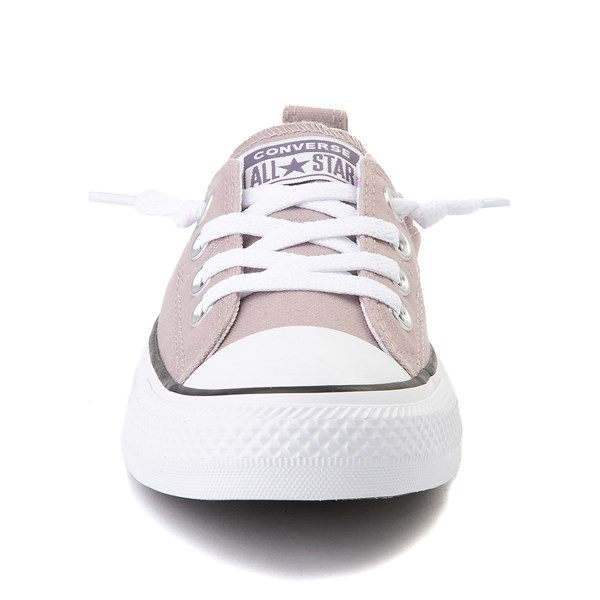 alternate image alternate view Womens Converse Chuck Taylor All Star Lo Shoreline Sneaker - Amethyst GreyALT4