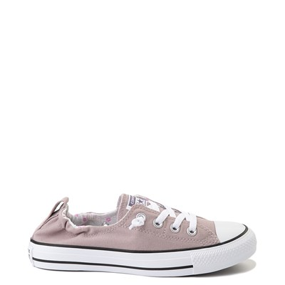 Main view of Womens Converse Chuck Taylor All Star Lo Shoreline Sneaker - Amethyst Grey