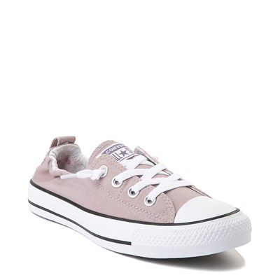 Alternate view of Womens Converse Chuck Taylor All Star Lo Shoreline Sneaker - Amethyst Grey