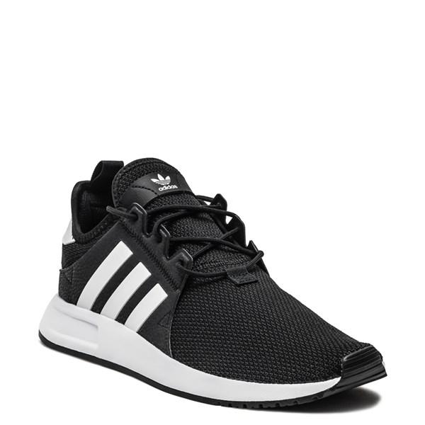 alternate image alternate view Mens adidas X_PLR Athletic Shoe - BlackALT1