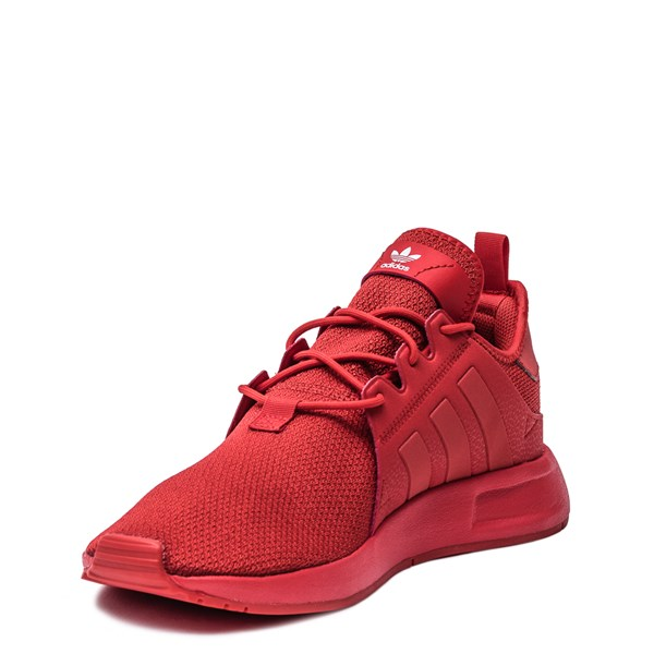 alternate image alternate view Mens adidas X_PLR Athletic Shoe - Red MonochromeALT3