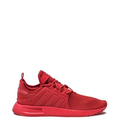 Main view of Mens adidas X_PLR Athletic Shoe - Red Monochrome