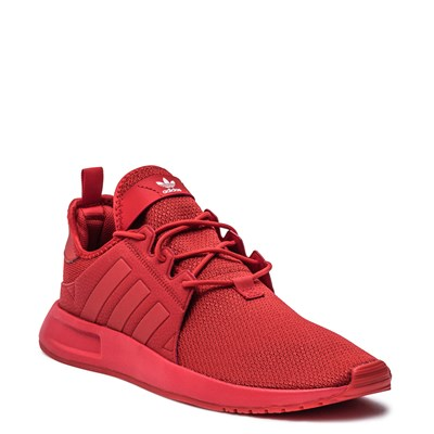 Alternate view of Mens adidas X_PLR Athletic Shoe - Red Monochrome