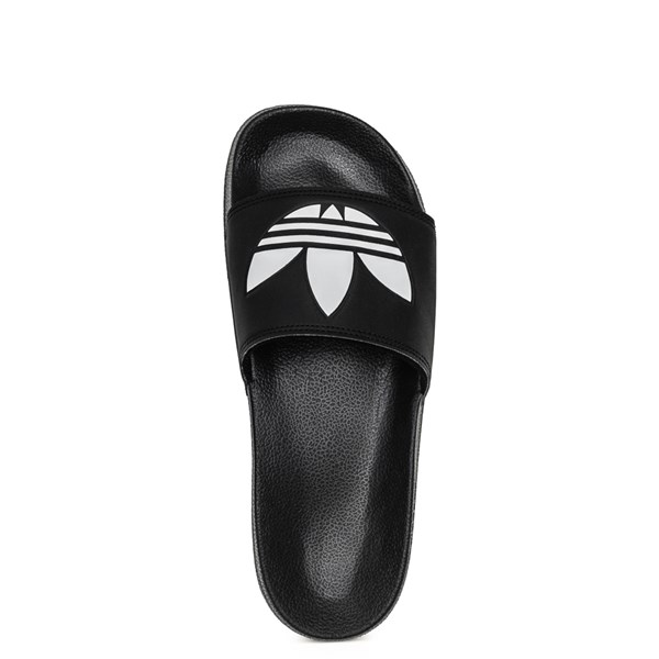 alternate image alternate view Mens adidas Adilette Lite Slide Sandal - BlackALT4B