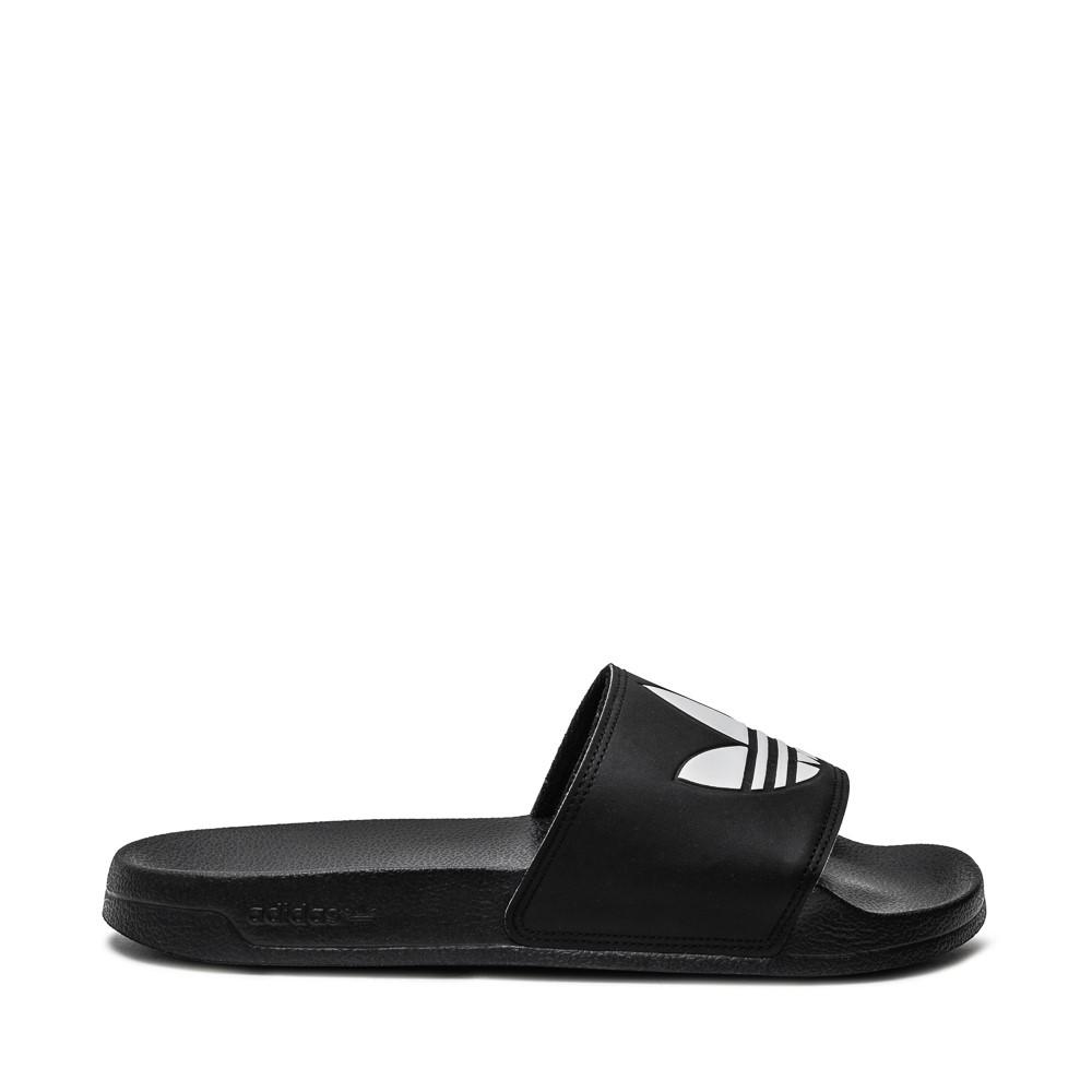 Mens adidas Adilette Lite Slide Sandal - Black