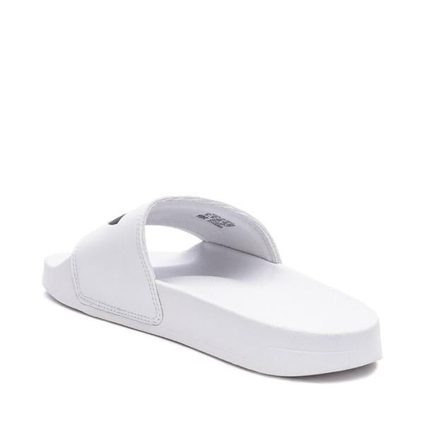 alternate image alternate view Mens adidas Adilette Lite Slide Sandal - WhiteALT2