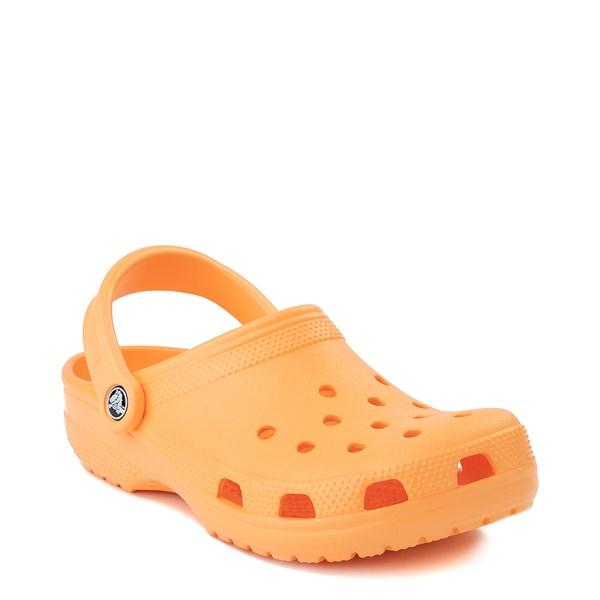 alternate image alternate view Crocs Classic Clog - CantaloupeALT1