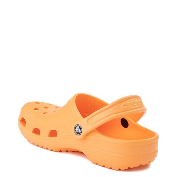 alternate image alternate view Crocs Classic Clog - CantaloupeALT2