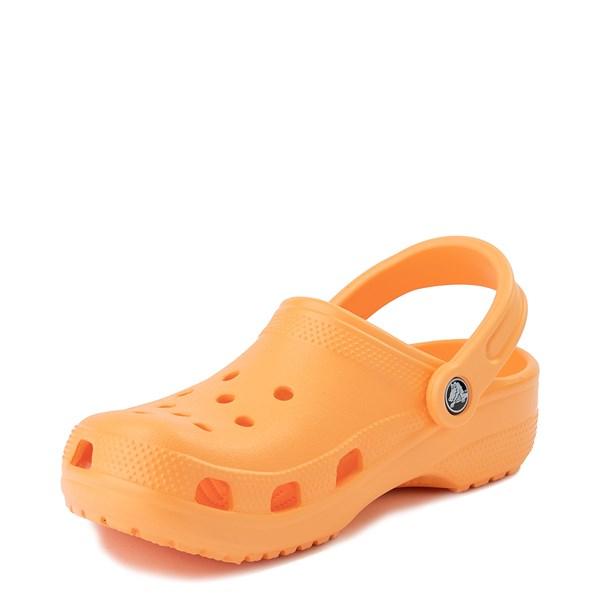alternate image alternate view Crocs Classic Clog - CantaloupeALT3