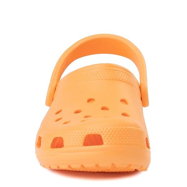 alternate image alternate view Crocs Classic Clog - CantaloupeALT4