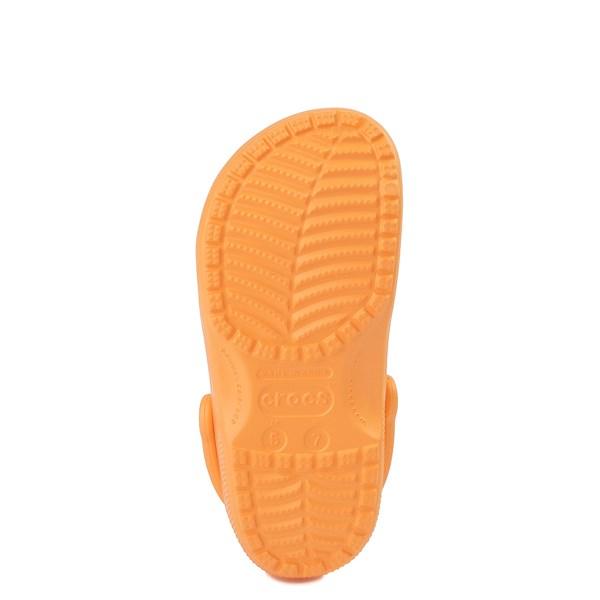 alternate image alternate view Crocs Classic Clog - CantaloupeALT5