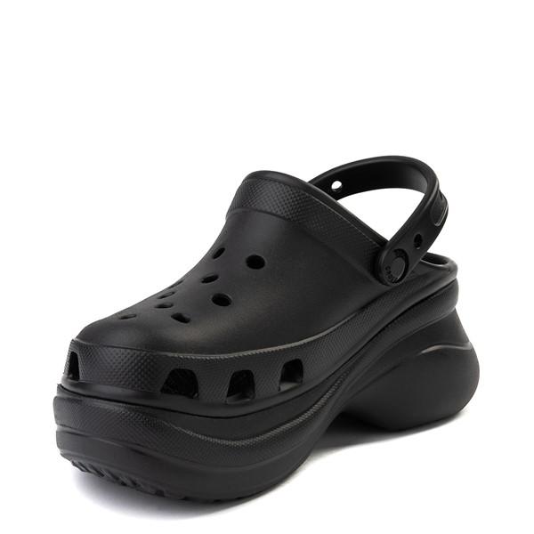alternate image alternate view Womens Crocs Classic Bae Platform Clog - BlackALT2