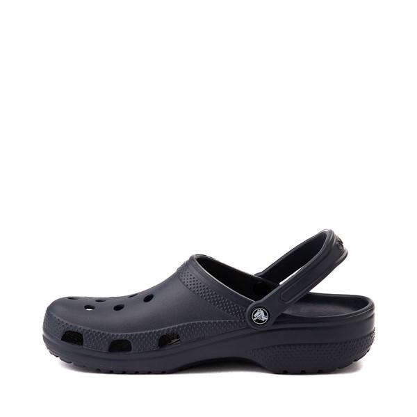alternate image alternate view Crocs Classic Clog - NavyALT1