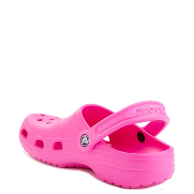 Alternate view of Crocs Classic Clog - Electric Pink
