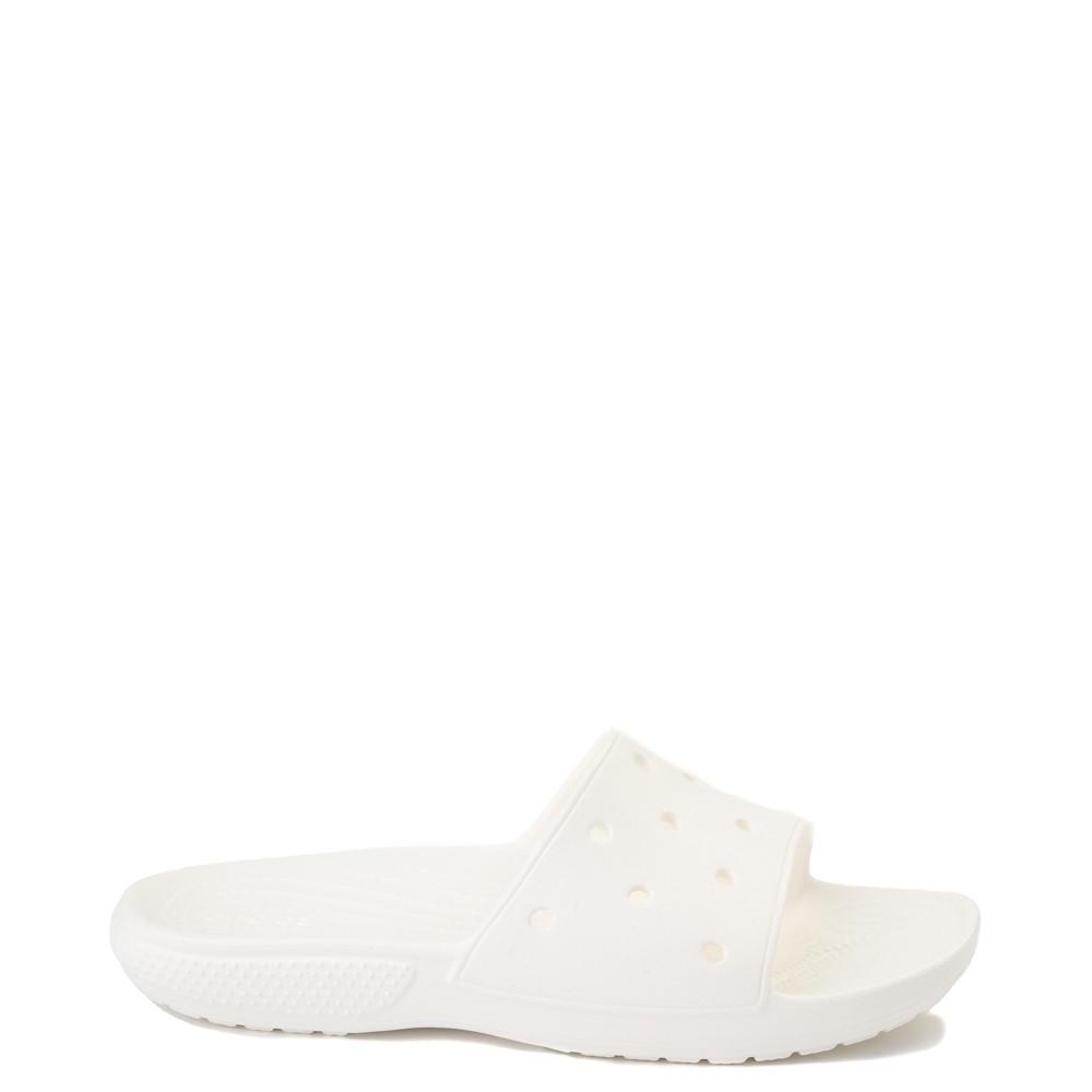Crocs Classic Slide Sandal - White