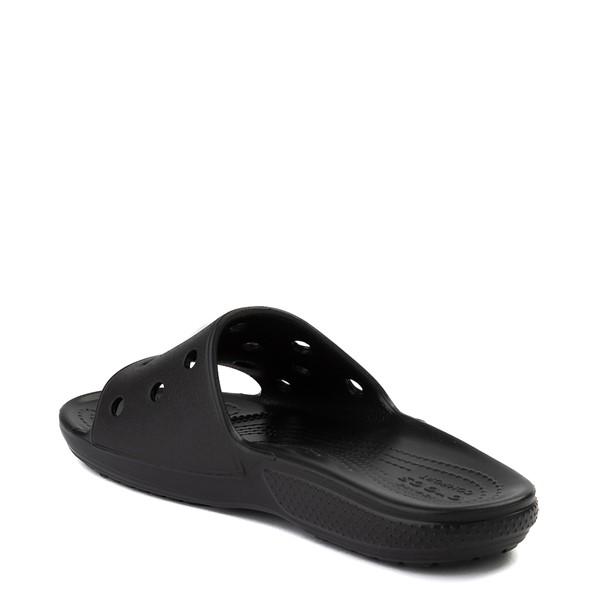 alternate image alternate view Crocs Classic Slide Sandal - BlackALT1