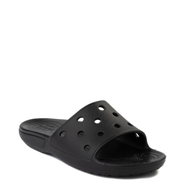 alternate image alternate view Crocs Classic Slide Sandal - BlackALT5