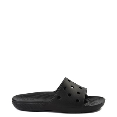 Main view of Crocs Classic Slide Sandal - Black